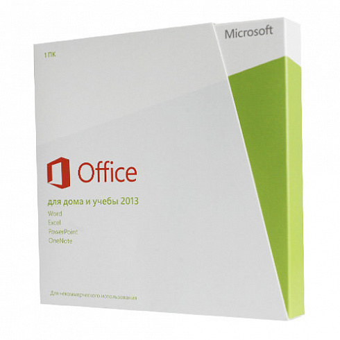 Microsoft Office 2013 Home and Student (x32/x64) RU ESD